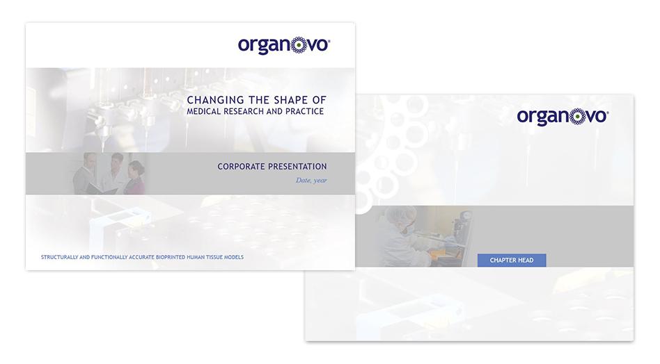 Organovo Presentation