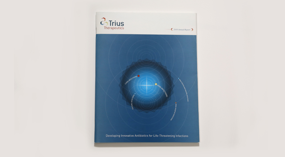 Trius Therapeutics Print Collateral 1