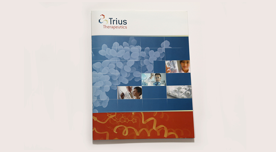 Trius Therapeutics Print Collateral 2