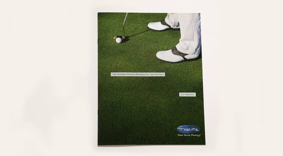 True Golf Print Collateral 1