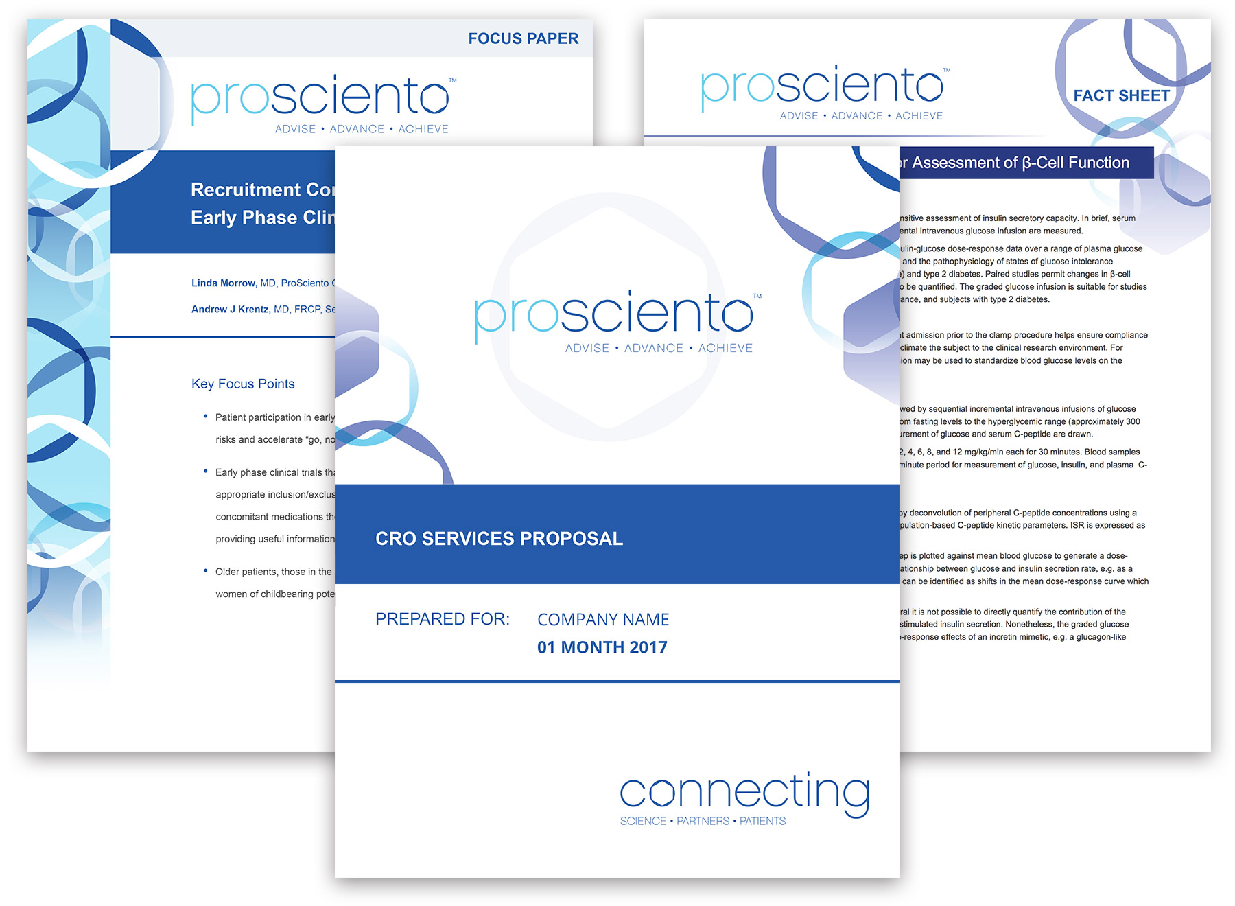 ProSciento Print Collateral Piece 1