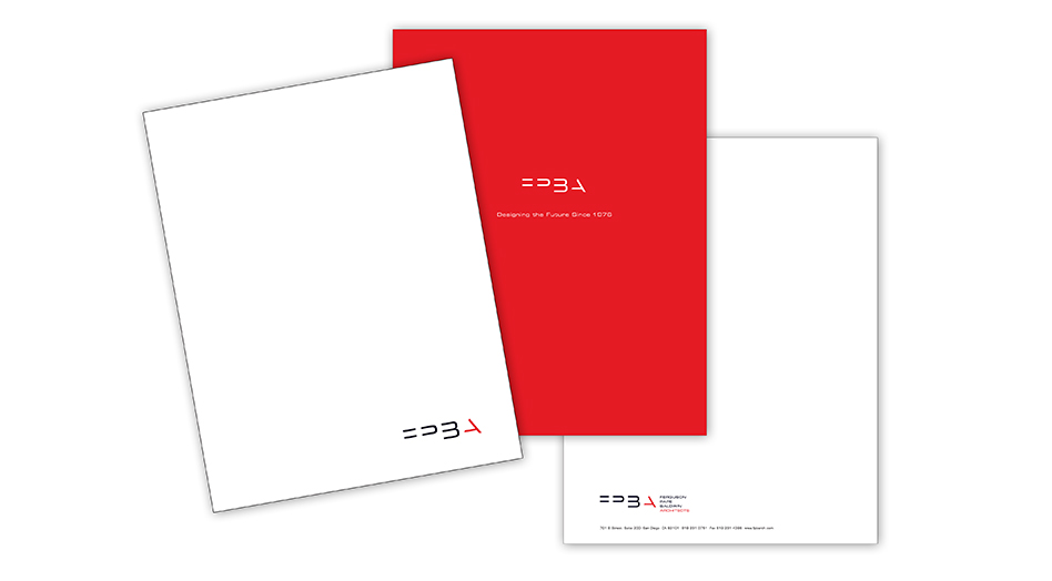 Ferguson Pape Baldwin Architects Print Collateral 3