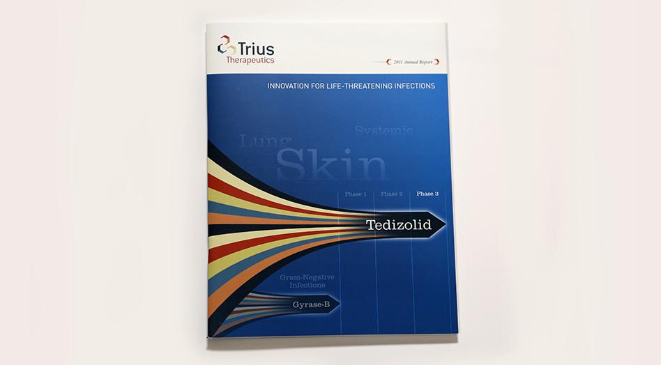 Trius Therapeutics Print Collateral 3