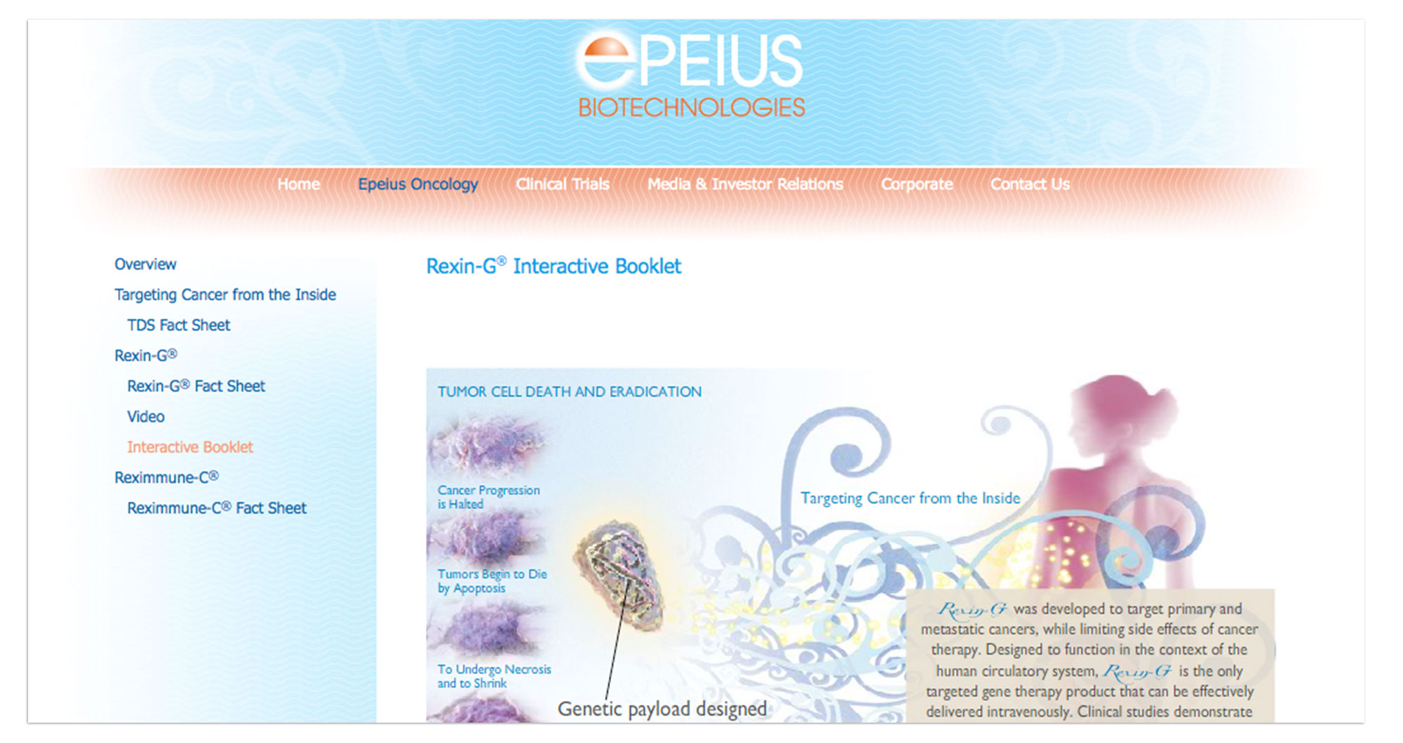 Epeius Website